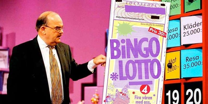 hur spelar man bingo på nätet - binglott i tv