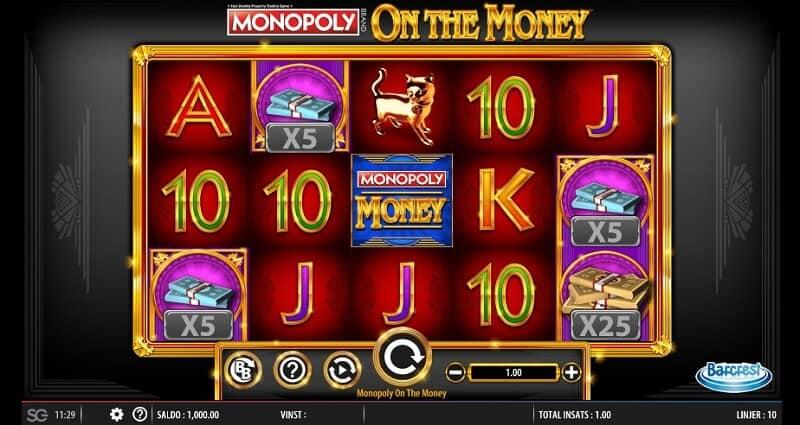 spela monopol på nätet med riktiga pengar - monopoly on the money