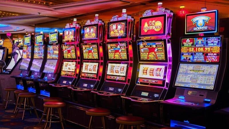 vilket casinospel är lättast att vinna på - spelautomater