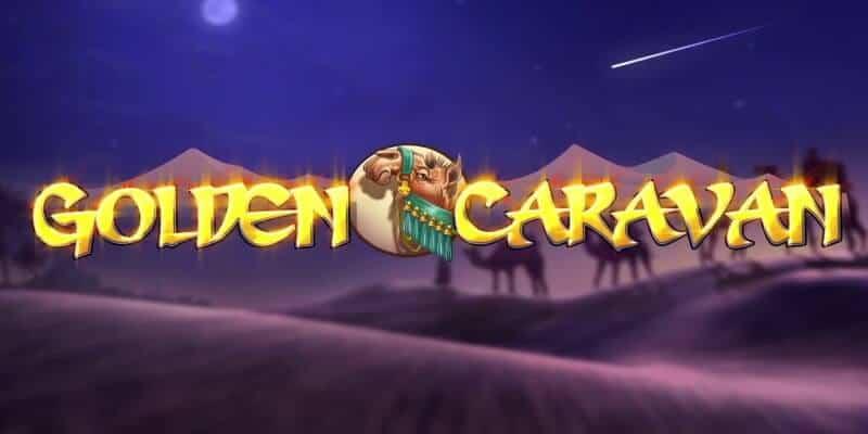 slots med dubbling - golden caravan