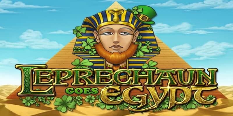slots med dubbling - leprechaun goes egypt