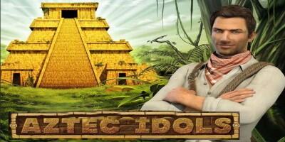 slots med höga vinster - aztec idols