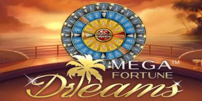 slots med höga vinster - mega fortune dreams