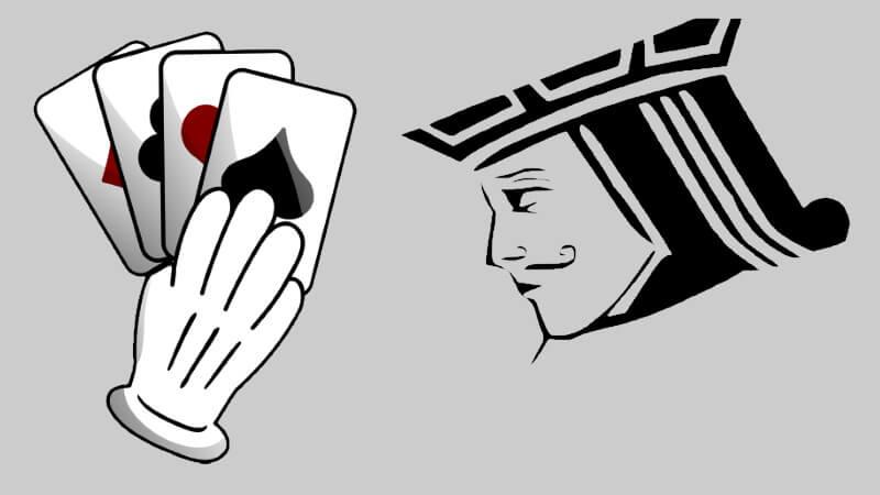 kortspel enkla roliga