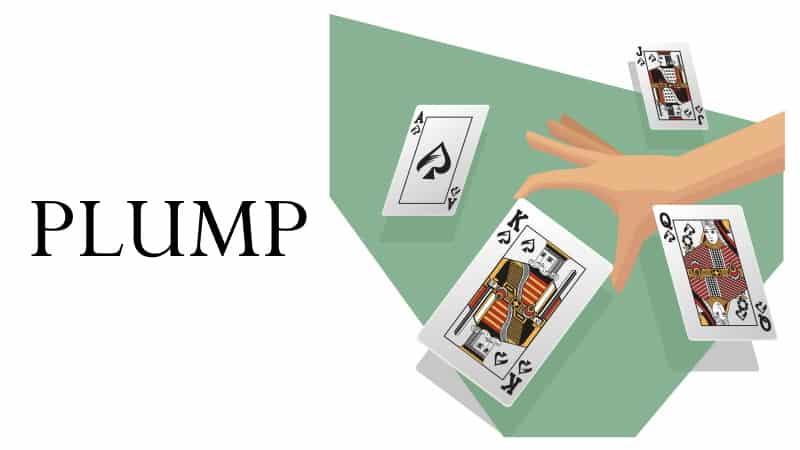 plump kortspel regler