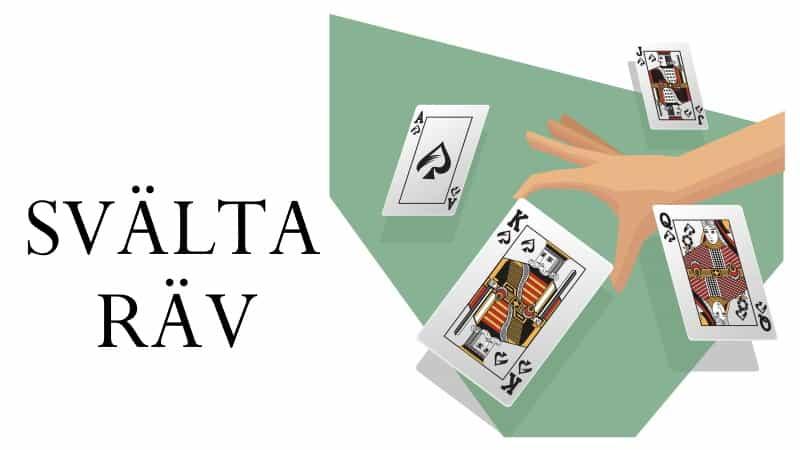 svälta räv kortspel regler