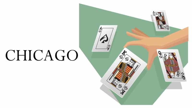 chicago kortspel regler