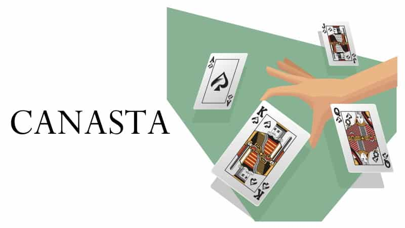 canasta kortspel regler
