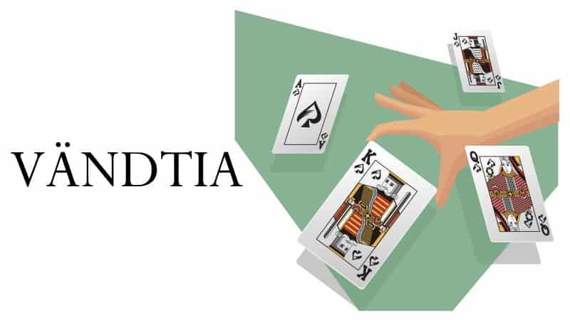 vändtia regler kortspel