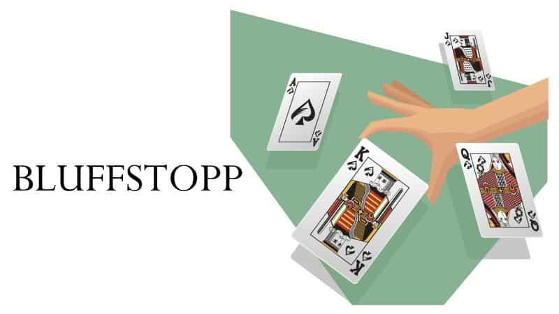 bluffstopp kortspel regler