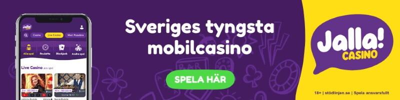 jalla casino i mobilen