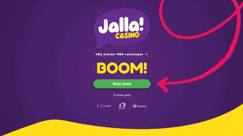 jalla casino registrering