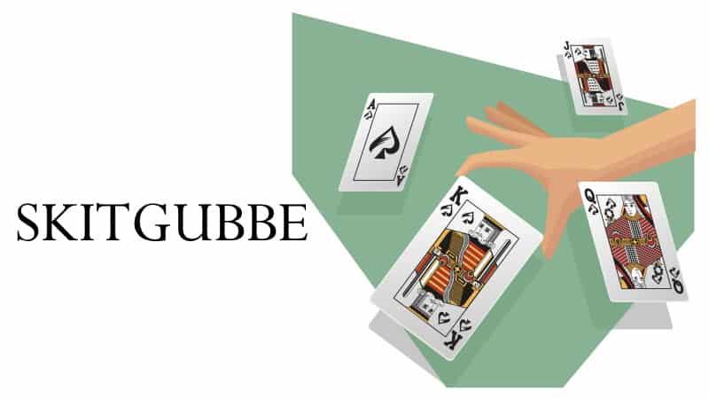 kortspel skitgubbe regler
