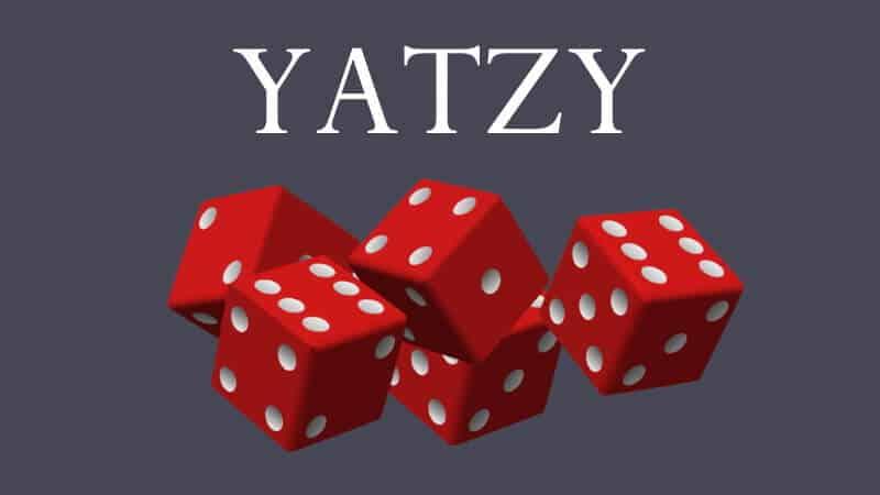 regler yatzy