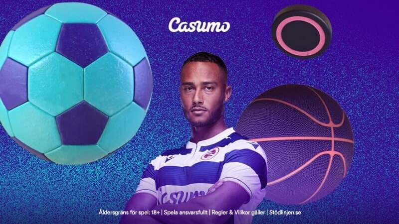 casumo sportsbook betting