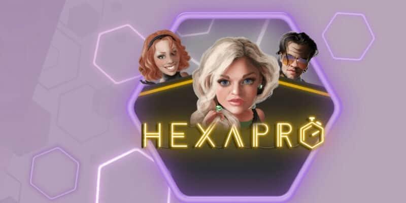 maria casino hexapro poker