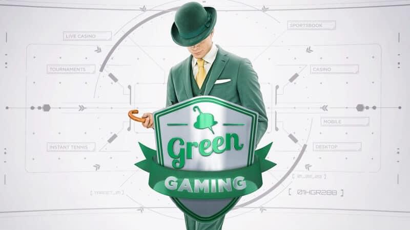 mr-green green gaming