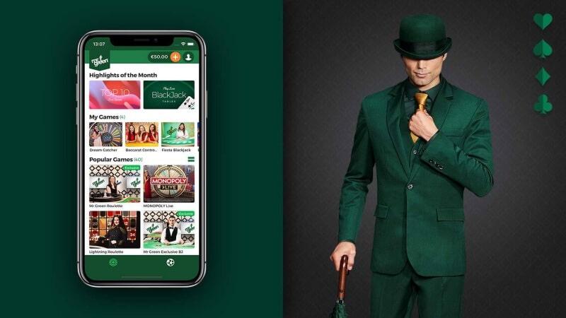 mr-green mobilcasino app