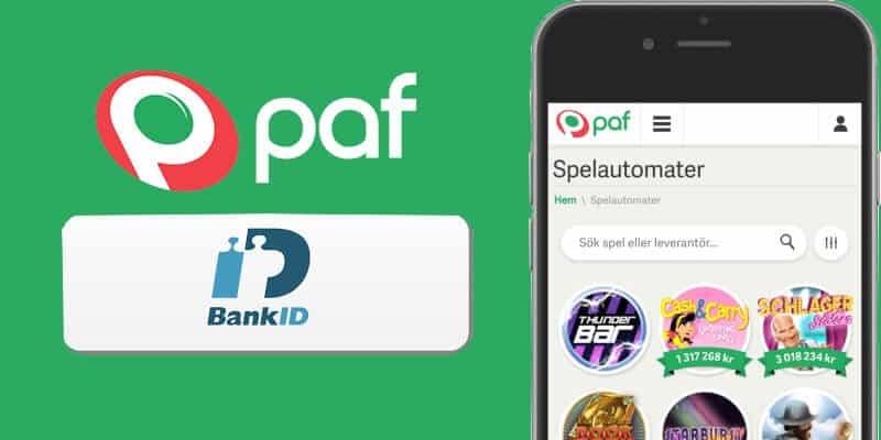 paf casino mobil app
