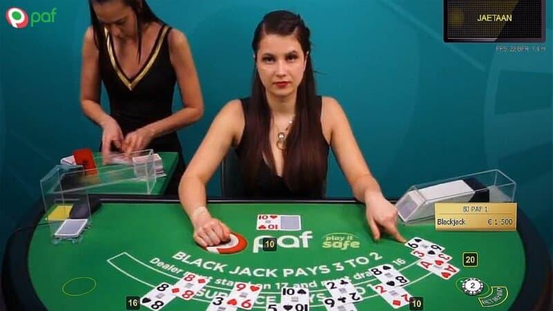 paf live casino
