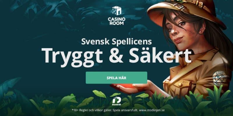 casino room recension online