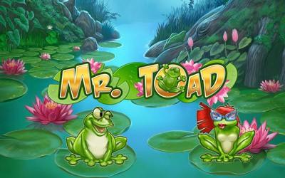 exklusiva spel - mr toad