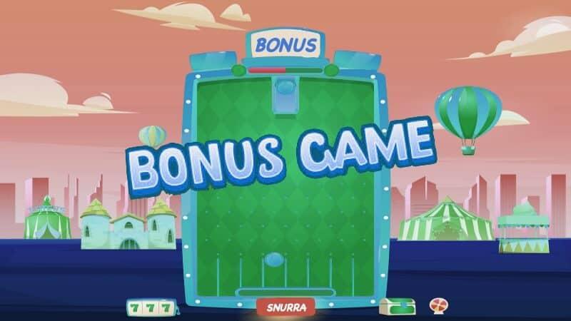 slots med bonusspel